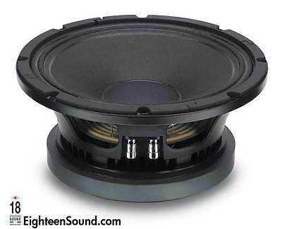 "Eighteen Sound /  18 Sound 10MB600 10"" High Output Midrange Speaker segunda mano  Embacar hacia Argentina"