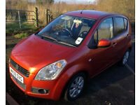 Suzuki Splash 1.2 GLS+ 5dr 86Hp. Very Low Mileage! Excellent Runner, some marks on the doors.