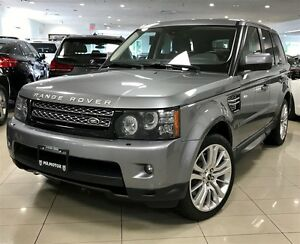 2012 Land Rover Range Rover Sport HSE LUXURY|EXTENDED WARRANTY 1