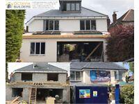 Professional builder/New build/Loft conversion/Extension/Refurbishment