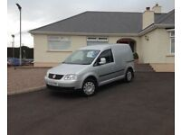 2008 Volkswagen Caddy 2.0 SDI PD C20 Panel Van 4dr