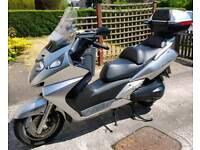 Stunning Honda Silverwing low mileage