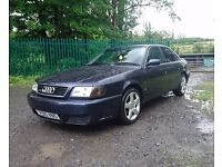 Audi A6 2.5TDI QUATTRO BLUE FSH RARE 4x4 STUNNING EXAMPLE FUTURE CLASSIC