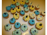 25 CUPCAKES FRESHLY MADE TODAY