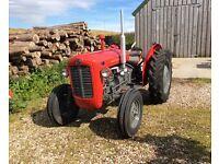Massey Ferguson 35X Classic Tractor