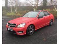 MERCEDES-BENZ C250 AMG SPORT PLUS AUTO 62 REG FULLY LOADED SPEC