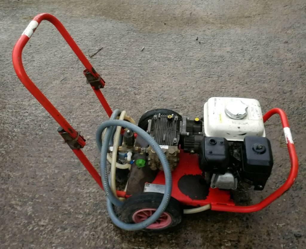 Honda Gx 200 Petrol Power Washer In Dromore County Down Gumtree Wiring Tool