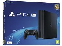 PS4 pro swap Xbox one s