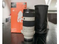 Sony E-Mount Lens 70-200mm F4 - USED