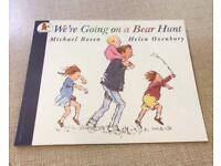 NEW Bear Hunt Book