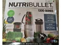 Nutribullet Blender 1200 Series