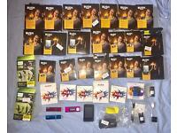 Job lot MP3 players plus job lot of earbuds
