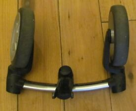 Quinny Front Wheel unit for pushchair