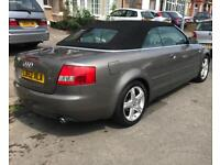Audi A4 2.4 V6 Convertible, Very Low Mileage, Full Service History - Auto