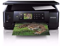 New Epson Expression Premium XP-640 All-in-One Wi-fi Printer Scanner Copier with Ink