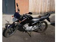 Yamaha YBR 125cc - LOW MILAGE!!