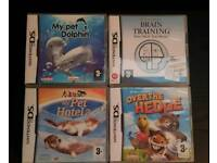 DS games £6 for all 4
