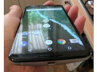 nexus 6 unlocked ,6 inch mobile phone with very good specs