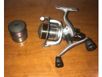 Shimano Super 4000 GT-RA Reel with spare spool