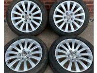Vauxhall Insignia 18 inch Alloy Wheels 5 x 120 Genuine Gm 8J ET42 245/45 r18