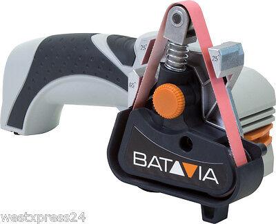 BATAVIA Akku Schleif-und Schärfgerät MAXXSHARP 7,2 V