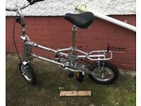 City Spider folding bike
