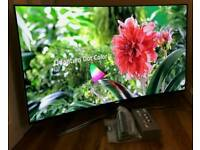 49in Samsung Curved SUHD 4K Ultra HD HDR 1000 QUANTUM DOT SMART TV WARRANTY