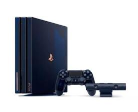 Sony PlayStation 4 Pro - 500 Million Limited Edition 2TB
