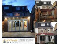 Professional builder/New build/Loft conversion/Extension