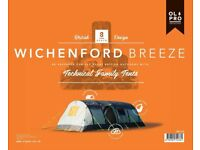 New Olpro WICHENFORD BREEZE - INFLATABLE 8 BERTH TENT