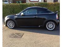 Mini Cooper s coupe fully loaded 2012