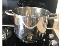 Five piece Stainless Steel Professional Cookware