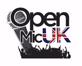 LONDON MUSIC COMPETITION – OPEN MIC UK 2016