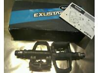 Exustar E-PR100PP clipless pedals