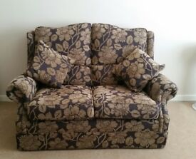 2 seater couch and 2 chairs