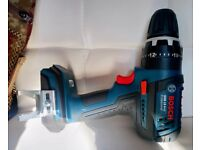 Bosch Professional GSB 18V-LI Cordless Drill BODY only, Excellent Condition