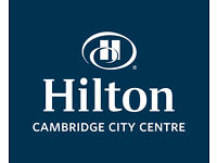 Housekeeping Team Member, Pernament Contract - Hilton Cambridge