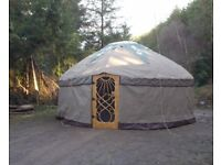 *WANTED* Land to rent in Worcester for Tipi/Yurt