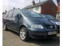Volkswagen Sharan 2.0 TDi 2006 + BARGAIN + 7 Seater Not Zafira Touran Verso