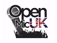 READING MUSIC COMPETITION – OPEN MIC UK 2016