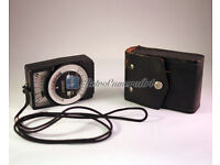 SALE!! Vintage retro light meter Leningrad 7 (1980s) Made in Soviet Union >RetroCameraArt<