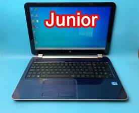 HP i3 VeryFast 8GB Ram 1000GB HD Pavilion Laptop, Win 10, HDMI, Ms office Excellent Condition