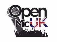 NEWCASTLE MUSIC COMPETITION – OPEN MIC UK 2016