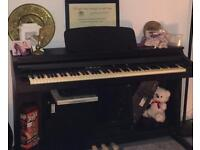 Electric Clavinova Piano - Chase model