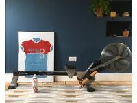 Oxbridge V-Fit Rowing Machine / Ergometer