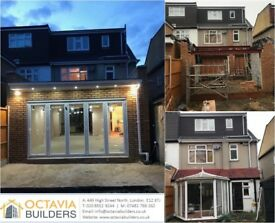 Professional builder/New build/Loft conversion/Extension/Refurbishment