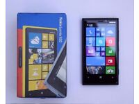 Nokia Lumia 920 Windows Phone. Carl Zeiss Lens. Mint Condition Boxed. Unlocked