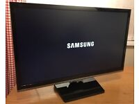 NEW 22in SAMSUNG LED 1080p TV - FREEVIEW HD - WARRANTY