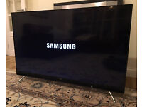 49in Samsung LED TV - Freeview HD - WARRANTY
