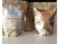 Pulsin soya protein for vegan rrp £16 selling for £10